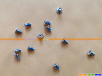 12pcs New Dell XPS 13 9343 9350 9360 XPS 15 9550 9560 M5510 Bottom Cover Screws