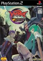 PS2 Vampire DarkStalkers Collection PlayStation 2 Japan F/S