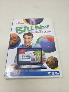 Disney's Bill Nye The Science Guy Patterns DVD Educational Homeschool SCIENCE