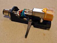 NEW Audio Technica AT91 Cartridge + Lightweight Headshell for Hifi DJ Turntable