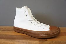 Converse Ladies Size 5 White High Top All Star Chuck Trainer Womens Boots BNWB