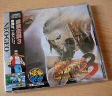 FATAL FURY 3 - Neo Geo CD - Japan - NEW/SEALED