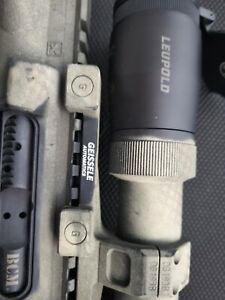 Leupold 171572 VX-6HD 3-18x50mm 30mm Side Focus FireDot Duplex - Matte Black