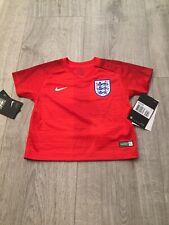 Nike England 2019/20 Away Shirt Kids 6-9 Months BNWT