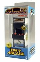 NEW NAMCO TINY ARCADE GALAXIAN WORLD'S SMALLEST TOYS ORIGINAL GAME PLAY WORKS