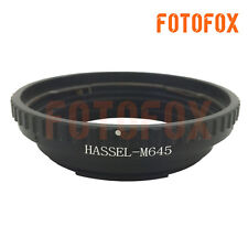 Hasselblad HB CF V Mount lens to Mamiya 645 M645 M-645 645E 645J Adapter Ring