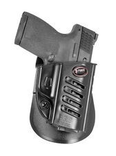 Fobus BRS Evolution Paddle Holster S&W M&P Shield .45cal polymer right handed