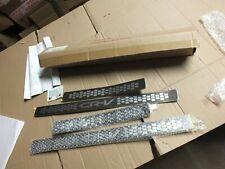 New Genuine Honda CR-V 07-08 Stainless sill protectors set 08F05-SWW-600  B61