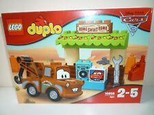 Lego Duplo Disney Cars Mater Set 10856 Nuevo y Sellado