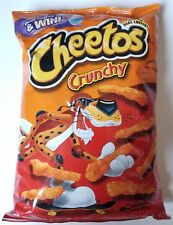 NEW FRITO LAY CHEETOS MADE WITH REAL CHEESE CRUNCHY CHIPS FREE SHIPPING