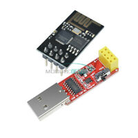 USB to ESP8266 ESP-01S Serial Wireless Transceiver Wifi Adapter TTL CH340 Module
