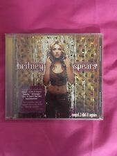 Oops!...I Did It Again by Britney Spears (CD, May-2000, Jive (USA))