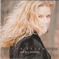 Trisha Yearwood real live woman CD Album
