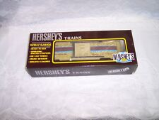K646707 K-Line Hershey's 100th Annaversary Golden Almond Box Car Train.