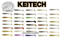 KEITECH 3.3 FAT Swing Impact Swimbait Paddle Tail 3.3 inch 7pk JDM - Pick