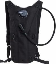 2.5L KMS Hydration Pack Water Backpack Bladder Bag (Black)