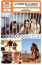 FICHE CINEMA : LE CHEMIN DE LA LIBERTE - Branagh,Noyce 2002 Rabbit-Proof Fence