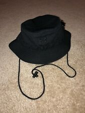 Black Under Armour Tactical Boonie Bucket Hat NWT
