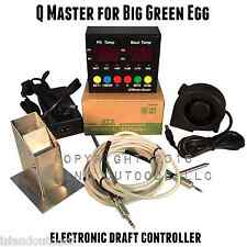 Q Master Temperature Controller Big Green Egg Fan Med Lg BGE B electronic temp