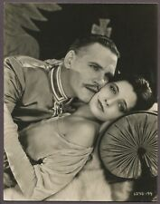 Walter Huston & Kay Francis Virtuous Sin 1930 Original Photo Linen Mount J5821