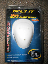 TruFit CLASSIC CUP & SUPPORTER #488053 YOUTH SIZE:  LARGE  NIB