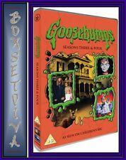 GOOSEBUMPS - SEASONS 3 & 4 **BRAND NEW DVD **