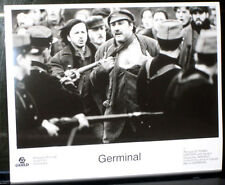 GERMINAL 1994 Publicity Still/Photo - 7 Gerard Depardieu Bares His Chest