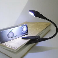 Flexible LED Reading Light For Kindle E-Reader Lamp On Book Booklight night