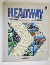 Headway Upper-Intermediate, Student'S Book By John & Liz Soars 1987 Q24