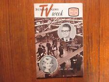 Jan-1962 Lancaster Pa TV Magaz(DANCE PARTY/TERRY ABRAMS/GINI LOU GERACI/FRED COE