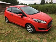 Petrol Fiesta 10,000 to 24,999 miles Vehicle Mileage Cars