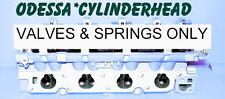 SUZUKI FORENZA 2.0 2.2 DOHC CYLINDER HEAD VALVES & SPRINGS ONLY 94-08 REBUILT