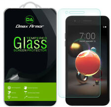 [2-Pack] Dmax Armor LG Risio 3 Tempered Glass Screen Protector