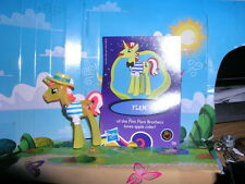 my little pony neon bright  mini blind bag Flam  NEW/Loose