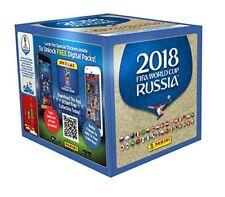 Mundial Rusia 2018 Panini caja con 50 sobres (003497box50)