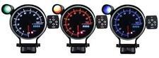 95mm Depo Racing Digital Tachometer shift light gauge PK-NWA9593 slim 10,000 rpm