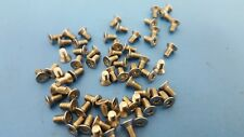 Stainless Steel, Flat Head Machine Screw, M3 x 6mm, M3x6, Phillips Drive, 840Pcs