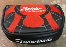 TaylorMade Spider Mallet Center Shaft Putter Headcover