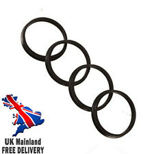 WHEEL SPIGOT RINGS 4 X 56.1 - 60.1 MINI ROVER 25 75 PRELUDE CIVIC ACCORD CRX VTI