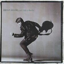 Bryan Adams - Cuts Like A Knife - US LP Album