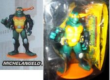 TEENAGE MUTANT NINJA TURTLES TMNT FAST FORWARD MICHELANGELO PREZIOSI COLLECTION
