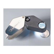 LOUPE LED GROSSISSEMENT X10  LENTILLE DIAM 18 MM 329828