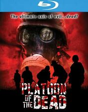 Platoon Of The Dead - The ultimate axis of evil.dead! Gory horror Rare Blu-ray