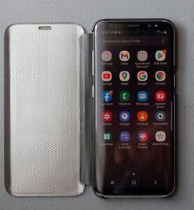Samsung Galaxy S8 SM-G950F - 64 Go - Noir Carbone