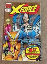 X-Force #1 Gold Variant X-men New Mutants Comic Cable Deadpool Bio Liefield
