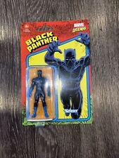 """Marvel Legends RETRO Black Panther 3.75"""" Action Figure Kenner"""