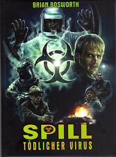 Spill , strong limited Mediabook , 100% uncut , Acid Death , Cover A