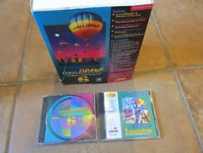 CorelDraw! 6 Windows 95 PC 2 CD Photo Paint 3D Corel Draw + Learning CD + Box