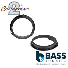 """Ford Ranger 2012 On 6.5"""" Front or Rear Car Speaker Adapters CT25FD19"""