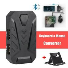 Bluetooth Keyboard Mouse Converter Gaming Adapter for Android iOS Mobile Phone